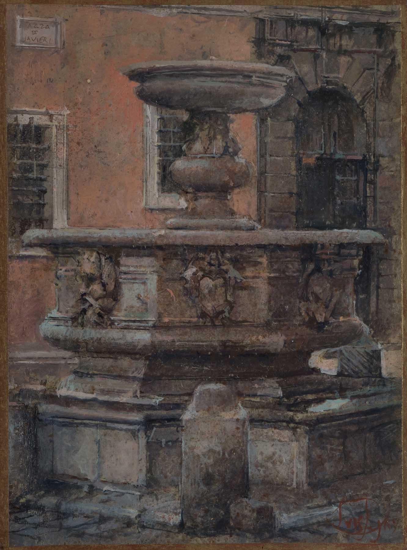 Fuente de Roma I