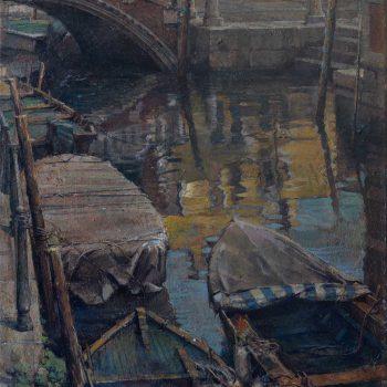 Sombras en el canal