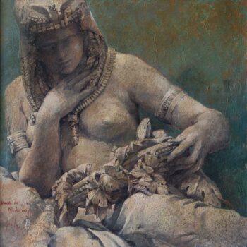 Mujer egipcia