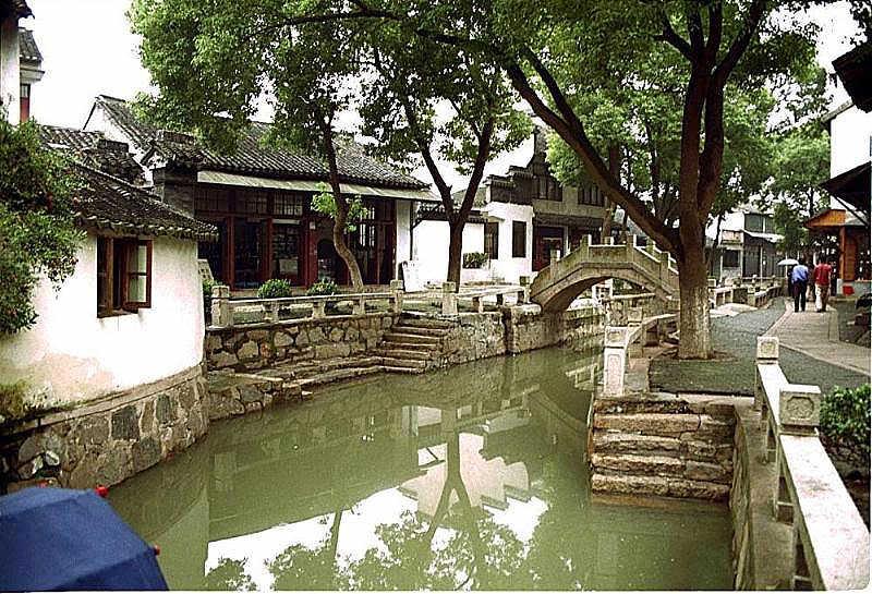 Encuentro de Pintura del Paisaje en Luzhi. (China)