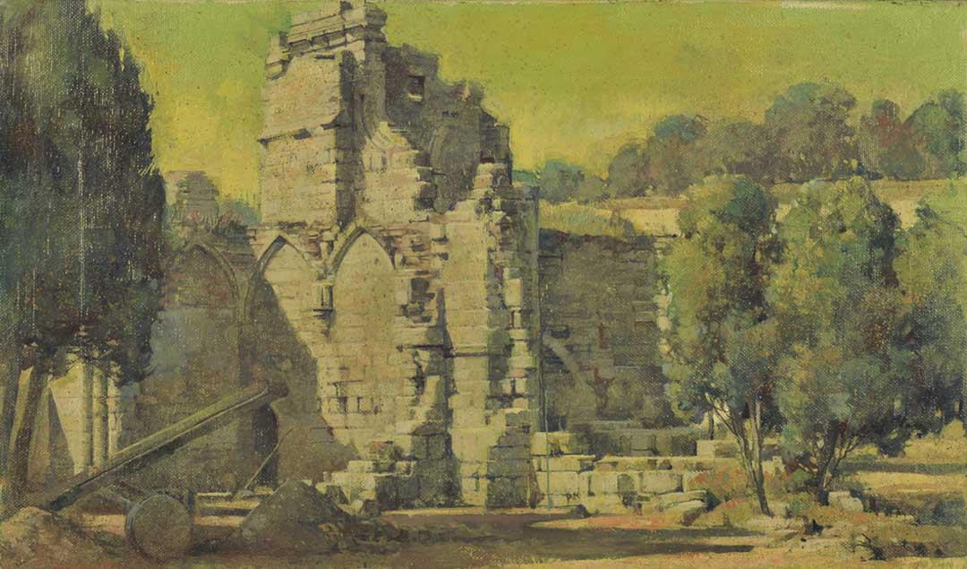 Monasterio de San Pelayo de Cerrato